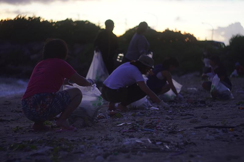 「宮古の海を綺麗にし隊」の映像を公開