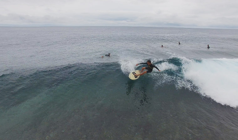 SURFERS OF MIYAKOJIMA