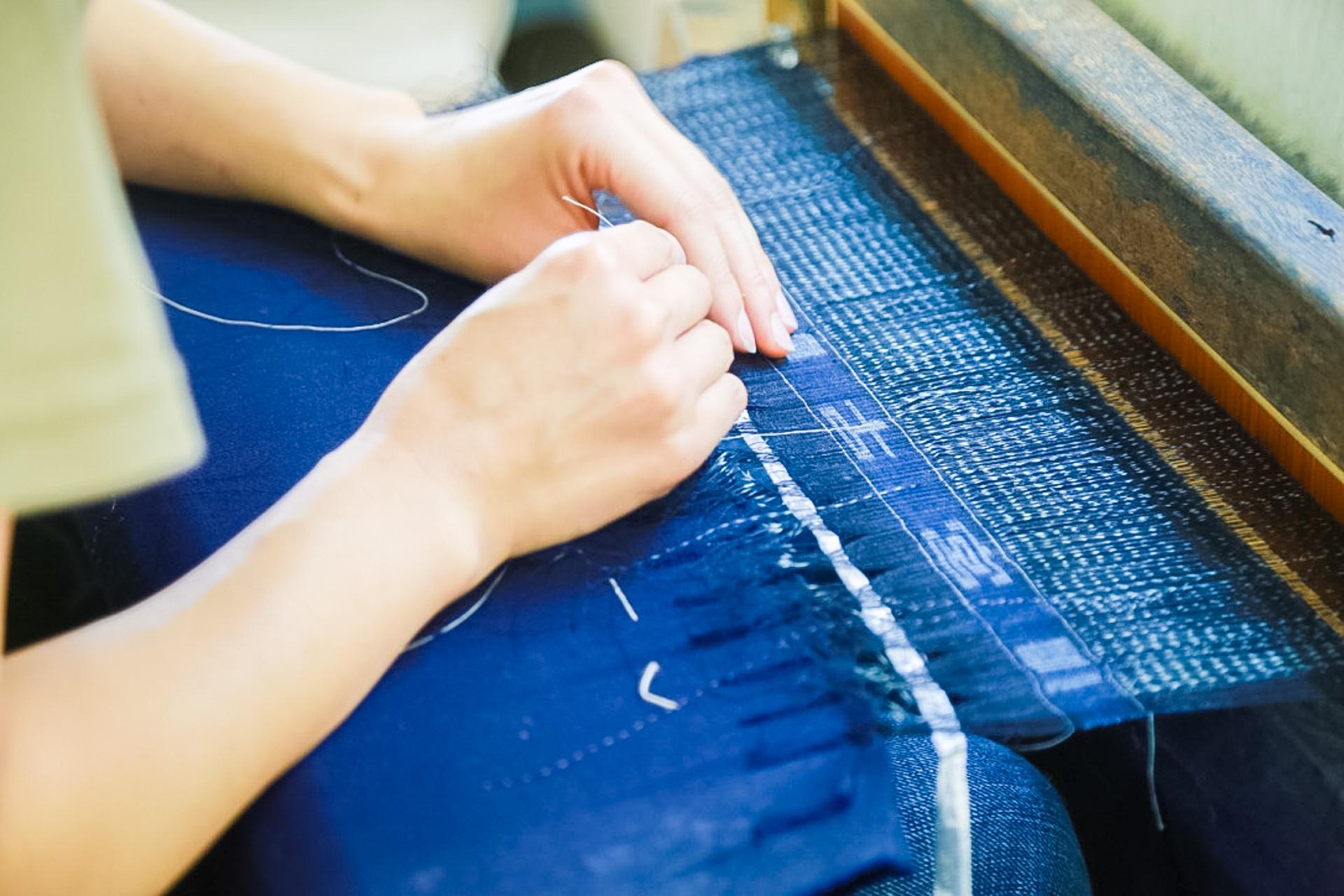 受け継がれていく宮古上布の技術と想い