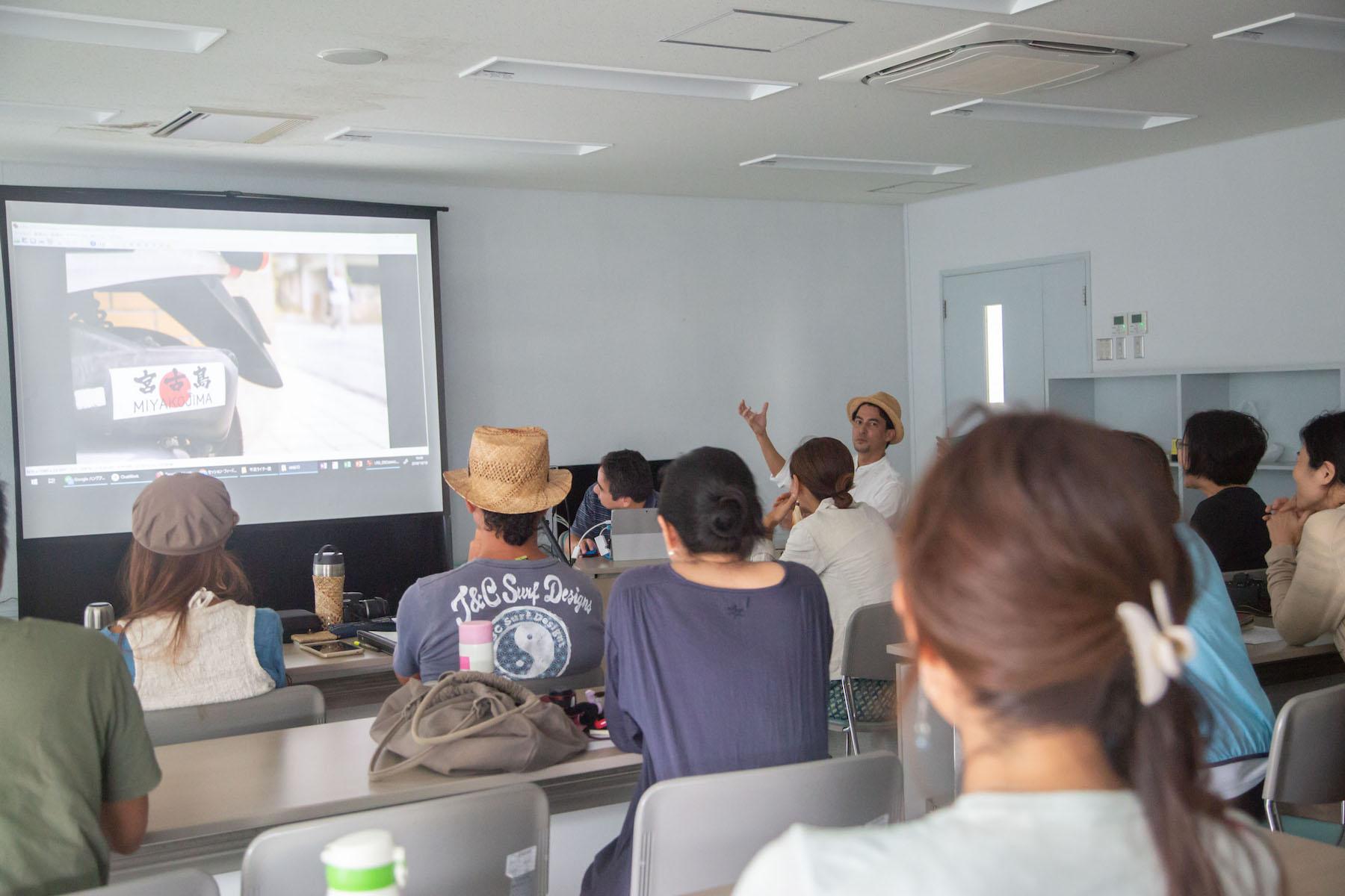 2019年度 セソコマサユキさんに学ぶ 市民ライター講座 Supported by Canva