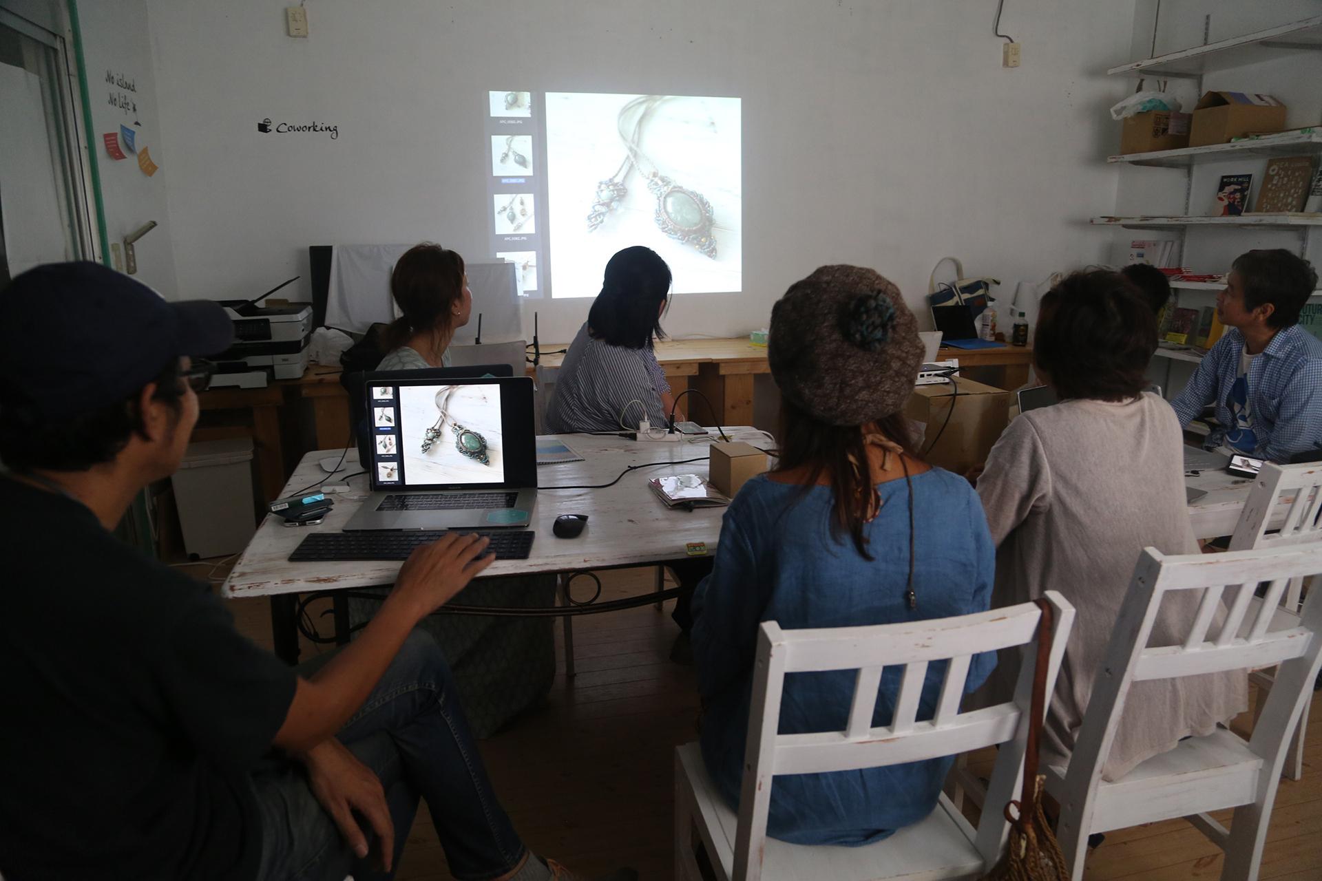 セソコさんの市民ライター講座のフォローアップ(ゆくりば)第二回目を開催!
