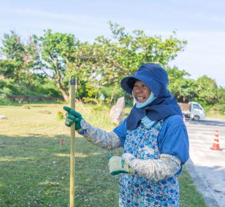 ふるさと納税 活用事業の紹介・観光地清掃