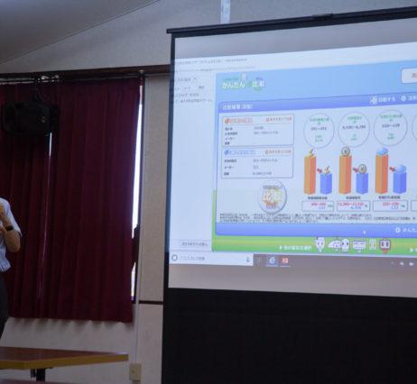 公開ECO講座「あなたの電気代が安くなる!?目からうろこの節約術」
