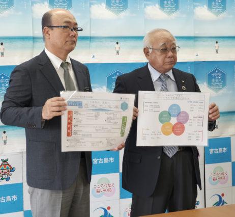 宮古島版SDGs「エコアイランド宮古島宣言2.0」5つのゴールをリリース!!