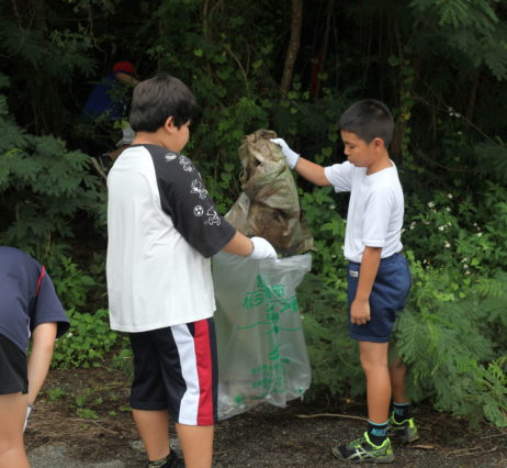 サシバにとって生息しやすい環境を取り戻すために!