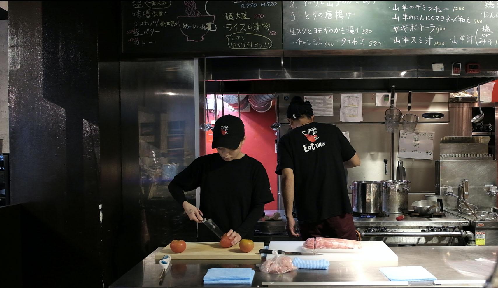 【理想通貨】使えるお店のご紹介 「めーめー麺」さん