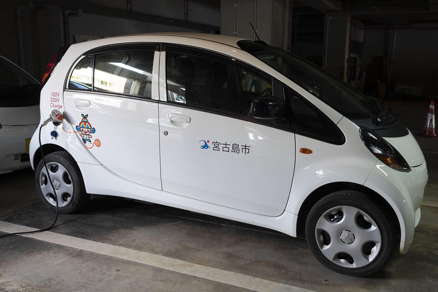 ふるさと納税 電気自動車公用車リース