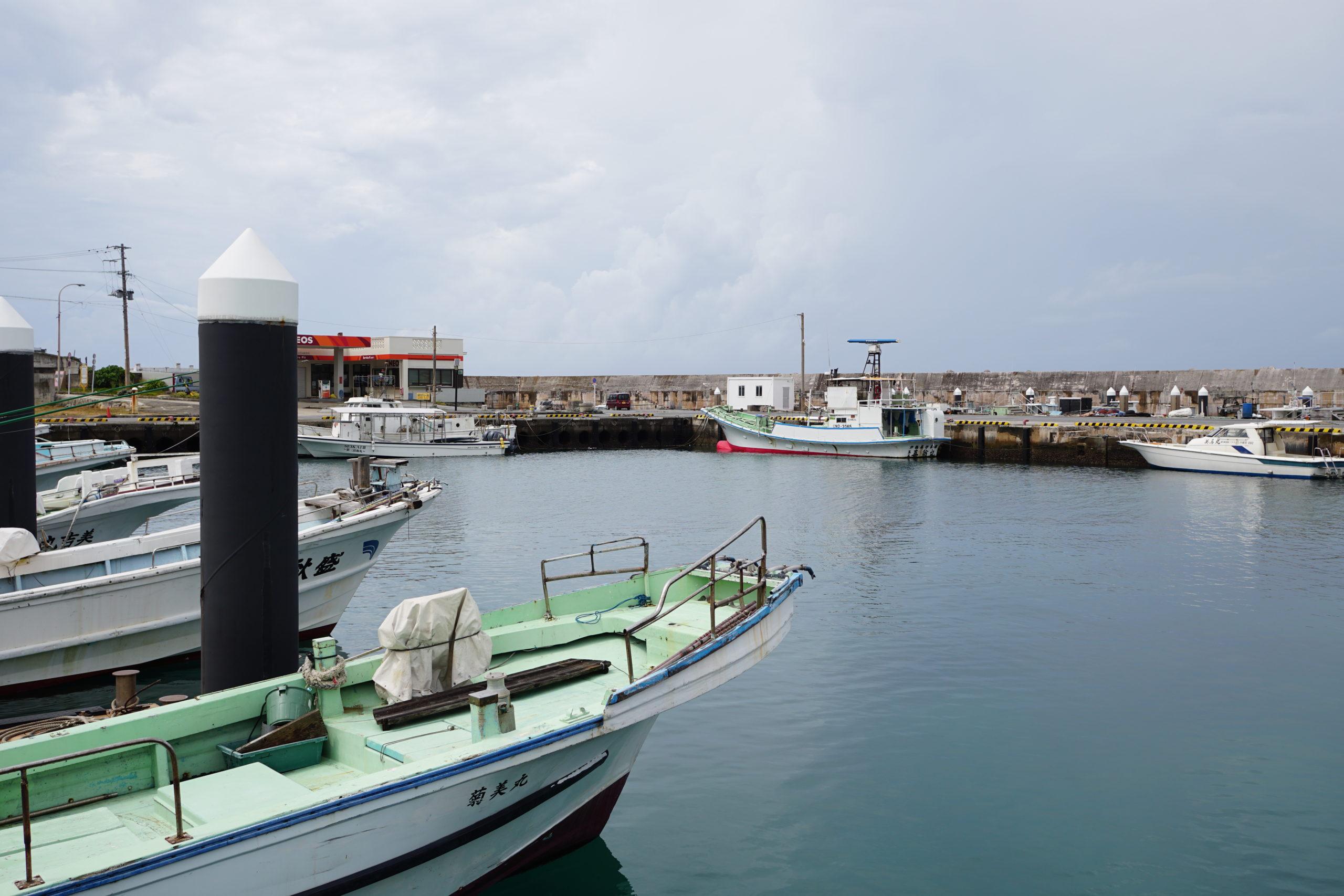 伝統ある漁業を未来に残そう~佐良浜地区漁業活性化について~