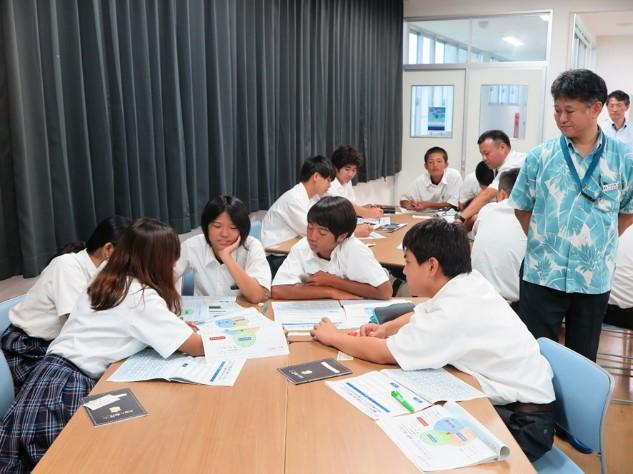 宮古島から未来の起業家が誕生?!高校生ビジネスプラングランプリについて