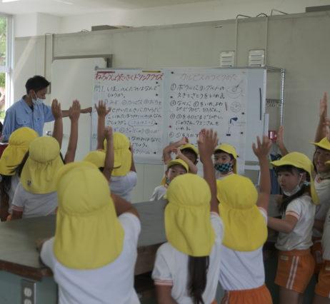 高校生が先生に!熱中症対策ドリンク講座を開催しました!