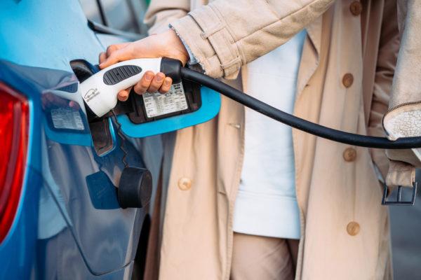 「JTAドーム宮古島」設置の電気自動車急速充電器について