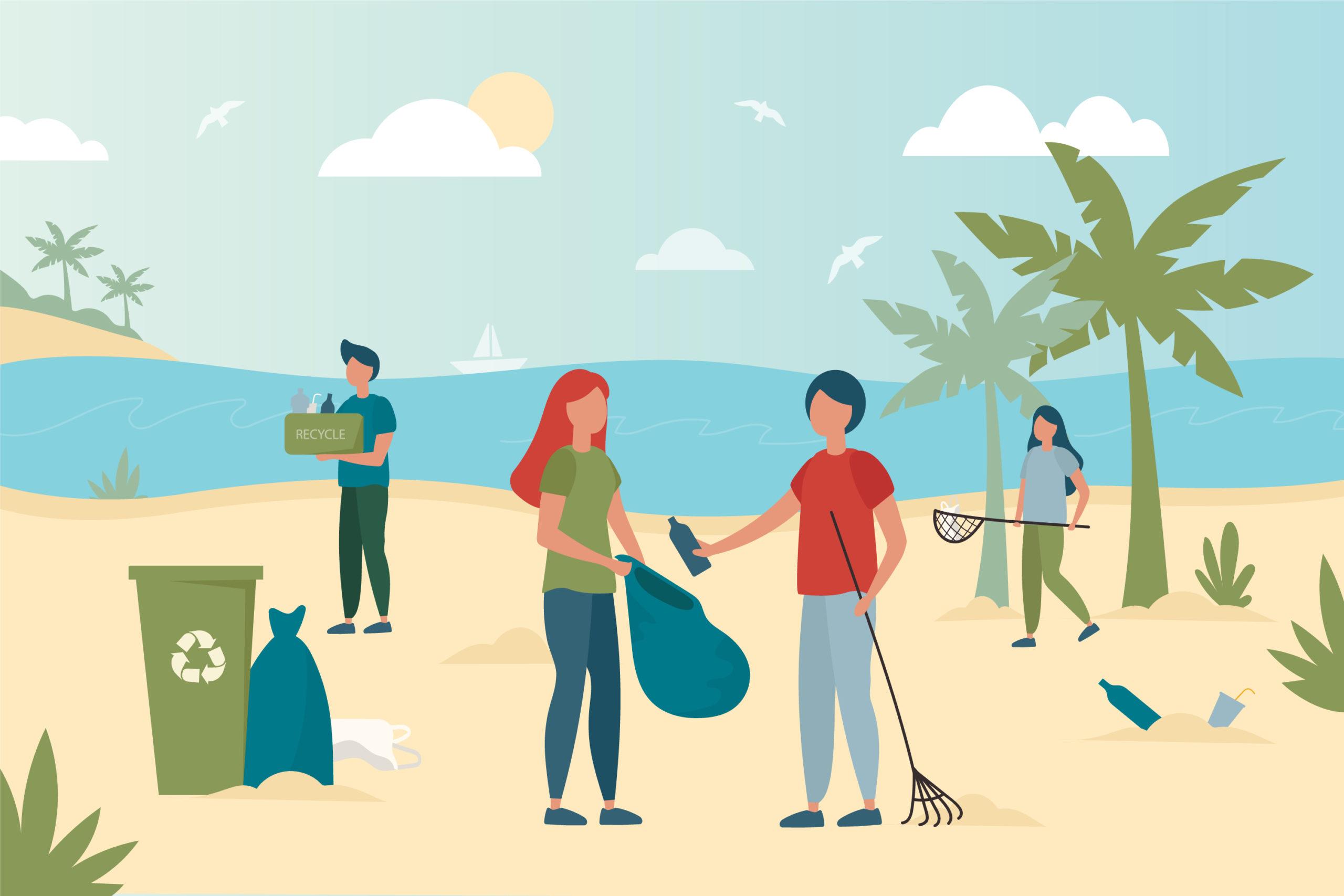 宮古島ビーチクリーンカレンダーを公開します!